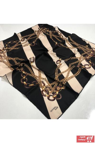 ژورنال روسری زنانه برند Armine رنگ مشکی کد ty72046729