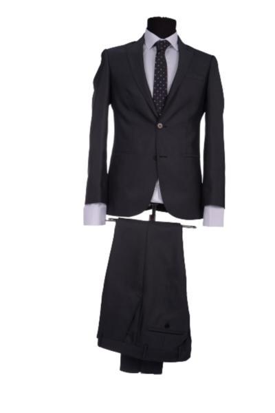 کت شلوار مردانه ترک برند Cashmere رنگ لاجوردی کد ty72158791