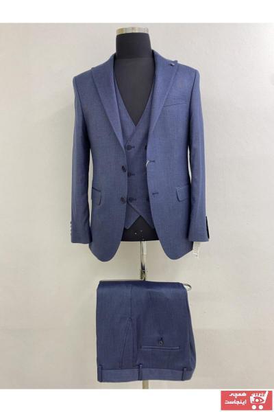 خرید پستی کت شلوار مردانه پارچه  برند GILAPA ÖZSARAN رنگ لاجوردی کد ty73485509