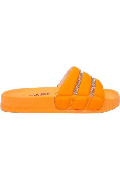 دمپایی خاص بچه گانه پسرانه برند Pienn رنگ نارنجی کد ty75180157