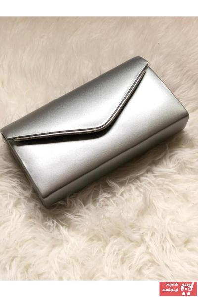 خرید مدل کیف دستی دخترانه برند Armise gold رنگ نقره کد ty76732943