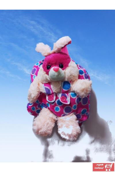 کوله پشتی بچه گانه دخترانه حراجی برند Basarideri رنگ صورتی ty77700189