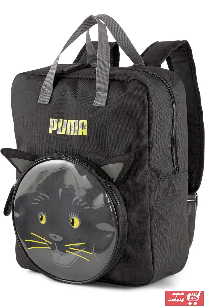 خرید نقدی کوله پشتی ارزان مردانه برند Puma رنگ مشکی کد ty78095633