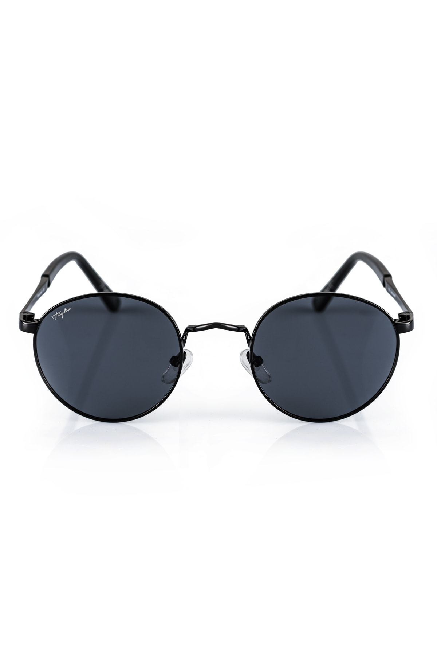 فروشگاه عینک دودی اورجینال برند Tiglio رنگ مشکی کد ty78487272