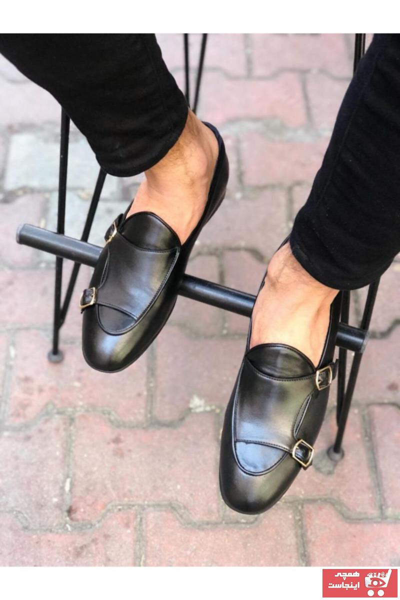 خرید نقدی کفش کلاسیک مردانه ترک  برند SMOKİN SHOES رنگ مشکی کد ty78488945