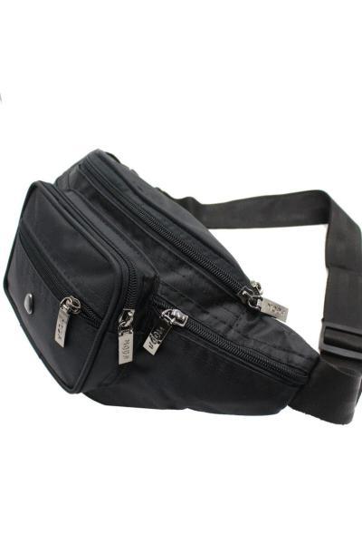 خرید پستی کیف کمری جدید برند jeeppolo رنگ مشکی کد ty79768147