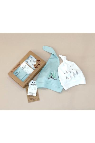 خرید اینترنتی سرپوش خاص نوزاد دخترانه برند Coco & Bamboo رنگ بژ کد ty81637162