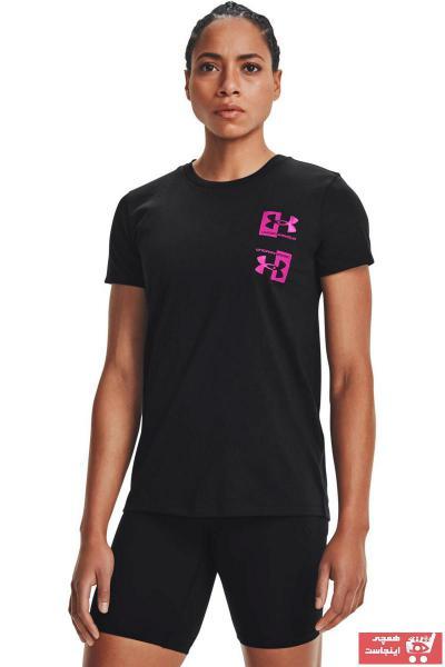 فروش تیشرت ورزشی مردانه ترک ارزان برند Under Armour رنگ مشکی کد ty83710434