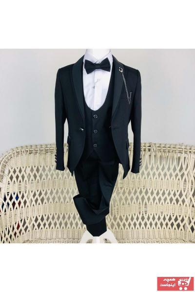 لباس مجلسی بچه گانه با قیمت برند ŞEYMA BUTİK رنگ مشکی کد ty85836414