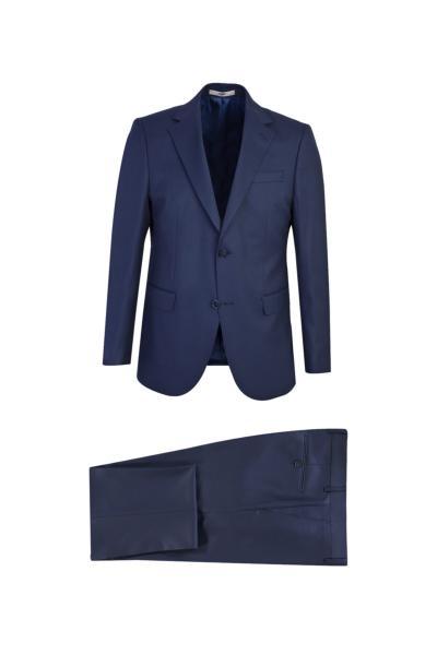 کت شلوار مردانه اورجینال برند Kiğılı رنگ لاجوردی کد ty85853633