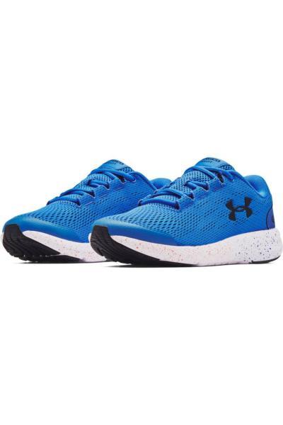 کفش اسپرت طرح دار برند Under Armour رنگ آبی کد ty87239340