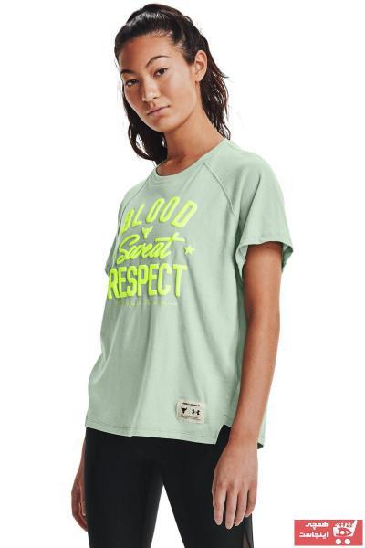 فروش تیشرت ورزشی مردانه ترک ارزان برند Under Armour رنگ سبز کد ty87239525