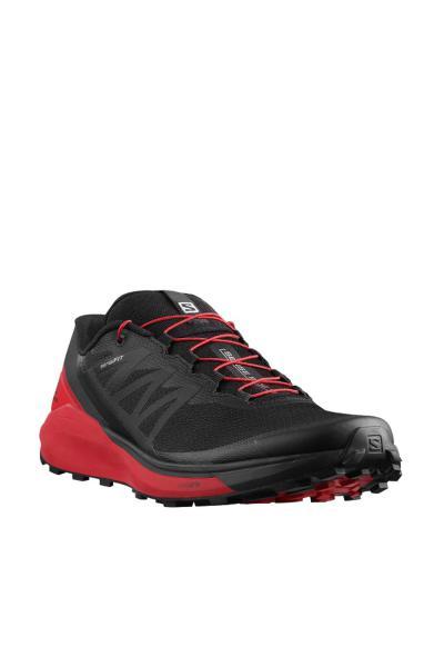 کفش کوهنوردی مردانه فروش برند Salomon رنگ قرمز ty87571558