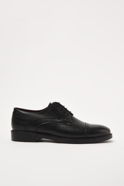 خرید مستقیم کفش کلاسیک جدید برند Yaya  by Hotiç رنگ مشکی کد ty87777410