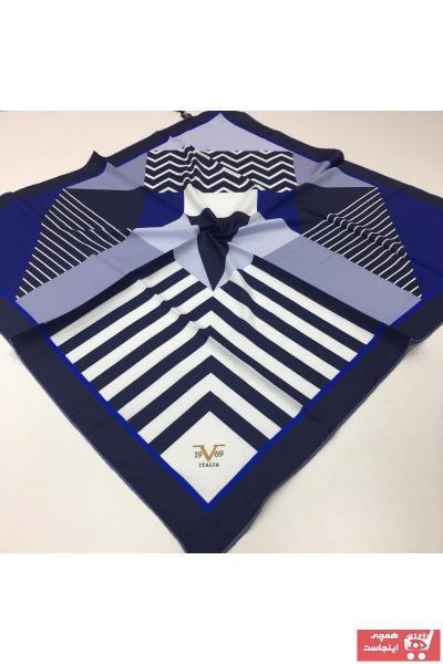 فروش روسری زنانه شیک و جدید برند 19V69 ITALIA رنگ لاجوردی کد ty88240434