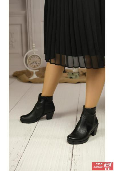 خرید نیم بوت  برند DAYS Ayakkabı رنگ مشکی کد ty88618849