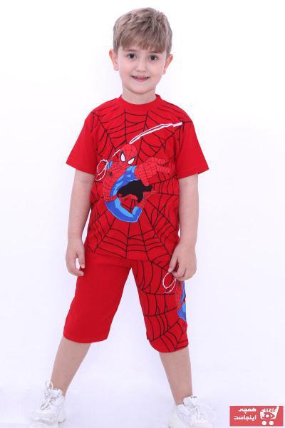 تی شرت جدید برند Cansın Mini رنگ قرمز ty88751185