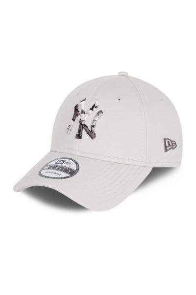 کلاه مردانه ارزان برند NEW ERA رنگ بژ کد ty88947519