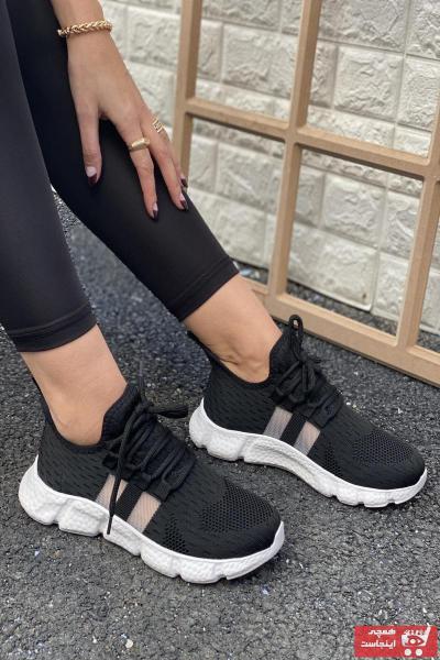 اسپرت دخترانه برند İnan Ayakkabı رنگ مشکی کد ty89810530