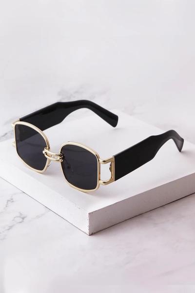 خرید انلاین عینک آفتابی زنانه خاص برند KISCHE رنگ مشکی کد ty89840750