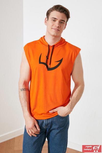 سفارش نقدی زیرپوش ارزان برند ترندیول مرد رنگ نارنجی کد ty90583759