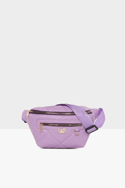 کیف کمری زنانه حراجی برند Bagmori رنگ بنفش کد ty90604927