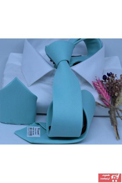 خرید انلاین کراوات طرح دار برند Blazzotti رنگ سبز کد ty91077334