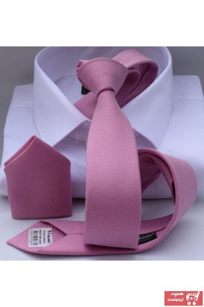 حرید اینترنتی کراوات ارزان برند Blazzotti رنگ لاجوردی کد ty91123963