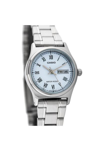 فروش ساعت زنانه اورجینال برند Casio رنگ نقره کد ty91552786