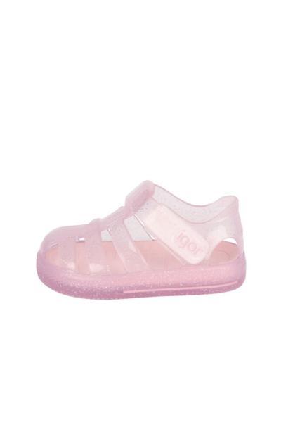 صندل نوزاد دخترانه با قیمت برند IGOR رنگ صورتی ty92635584