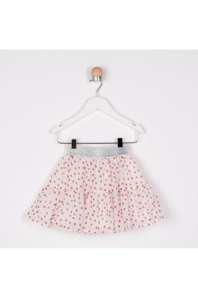 دامن نوزاد دخترانه حراجی برند Panço رنگ قرمز ty92963815