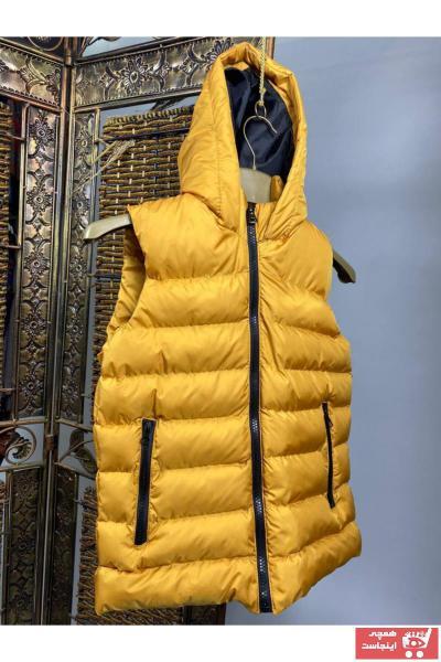 خرید پستی جلیقه بچه گانه فانتزی برند Nacar رنگ زرد ty94359495
