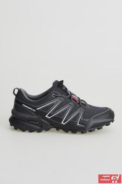 فروشگاه کفش کوهنوردی مردانه برند zincirport رنگ نقره ای کد ty94546156