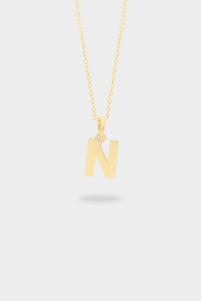خرید نقدی گردنبند طلا زنانه فروشگاه اینترنتی برند Talas Kuyumculuk رنگ زرد ty94949403