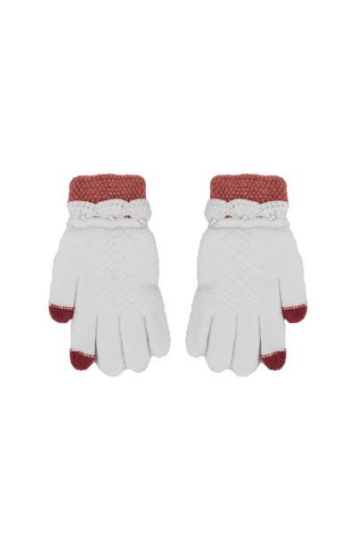 فروش دستکش جدید برند Kitti رنگ بژ کد ty95048959