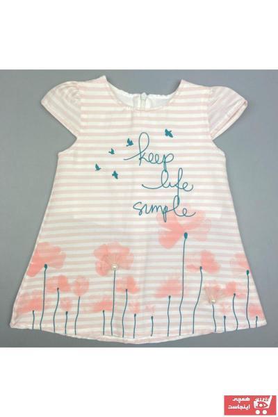 خرید لباس مجلسی نوزاد دخترانه برند Flexibaby رنگ صورتی ty95168869