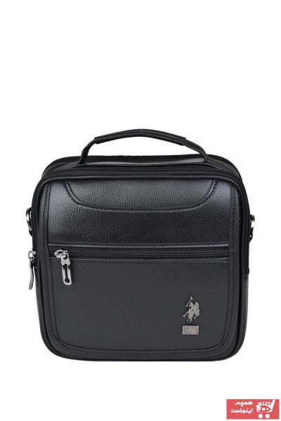 کیف دستی اورجینال مارک U.S. Polo Assn.برند US Polo رنگ مشکی کد ty95467514