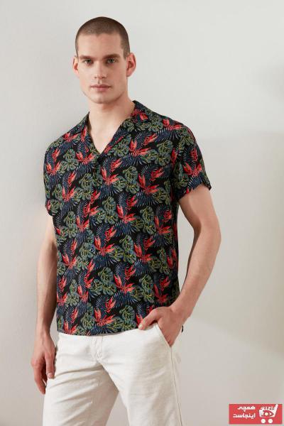 خرید اینترنتی پیراهن خاص برند ترندیول مرد کد ty95534096