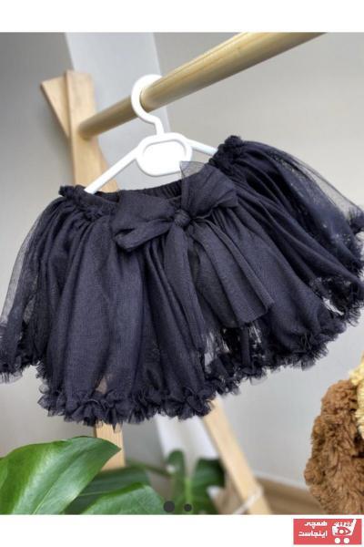فروش دامن نوزاد دخترانه خفن برند ArdenKids رنگ مشکی کد ty95758814