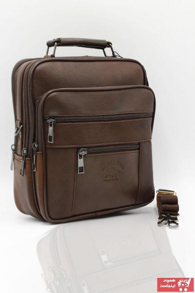 کیف دستی جدید برند By Hakan رنگ قهوه ای کد ty95895879