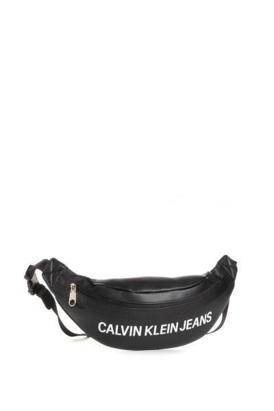 کیف کمری جدید برند کلوین کلین رنگ مشکی کد ty95975912