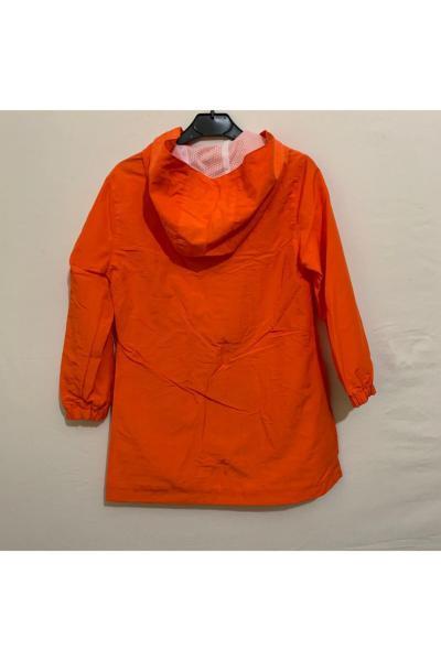 بارانی دخترانه قیمت مناسب برند TERENATO رنگ نارنجی کد ty96022972
