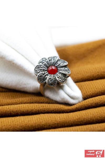 فروشگاه انگشتر زنانه تابستانی برند ENDERŞAH رنگ قرمز ty96181515