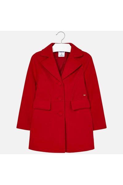 فروش پستی کاپشن دخترانه ترک برند MAYORAL رنگ قرمز ty97290405