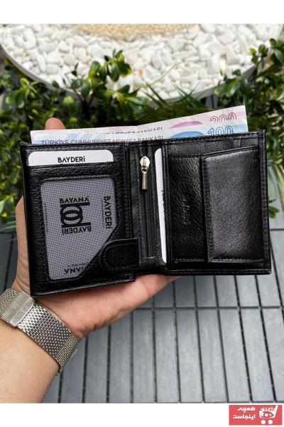 فروش کیف پول مردانه  برند BAYDERİ رنگ مشکی کد ty97309262