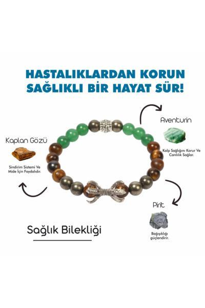 دستبند زنانه حراجی برند Mystic Energy رنگ نارنجی کد ty98473101