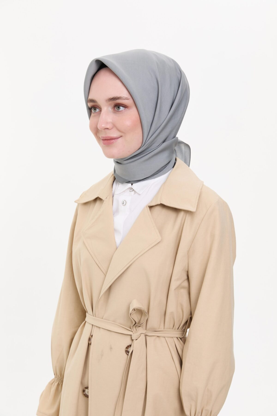 ست روسری زنانه برند BURDEN IPEK رنگ نقره کد ty98875268