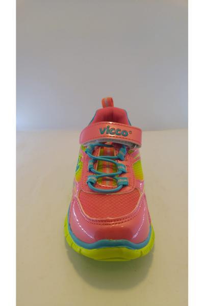 فروش پستی ست کفش پیاده روی نوزاد دخترانه برند Vicco رنگ قرمز ty98980819