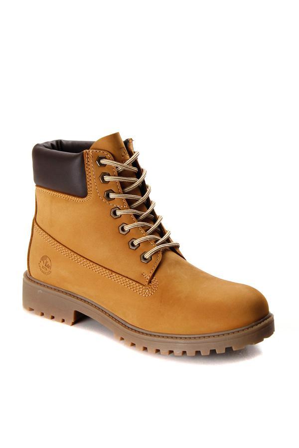 خرید مدل بوت مردانه برند lumberjack رنگ زرد ty1178458