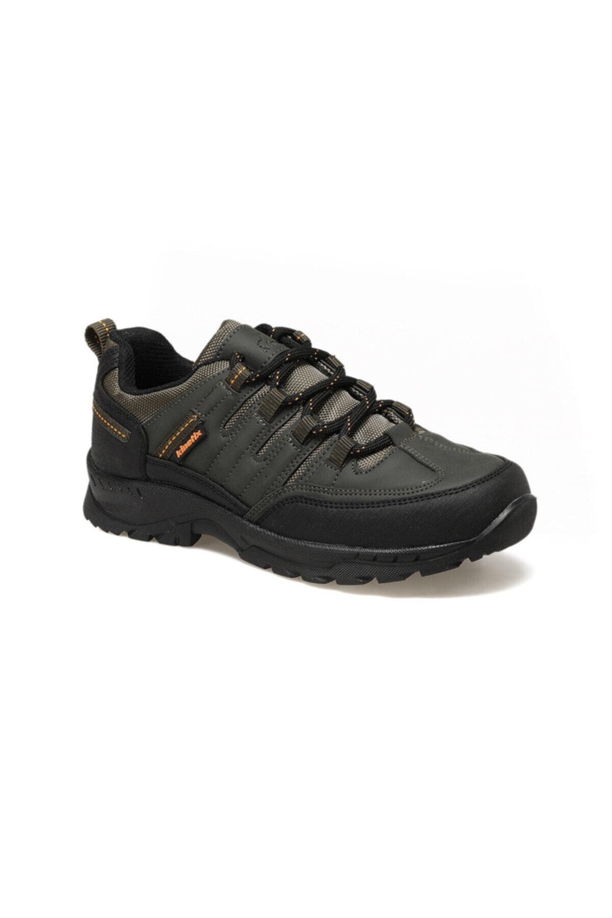 خرید نقدی کفش کوهنوردی مردانه  برند کینتیکس kinetix رنگ خاکی کد ty2295568